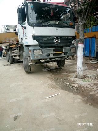 三一重工SY5296THB37泵车