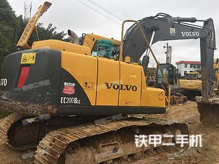 沃尔沃EC140BLC-prime挖掘机