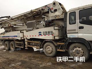 中联重科ZLJ5382THB46泵车