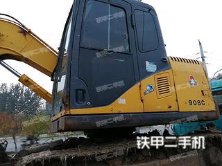 山重建机JCM908C挖掘机