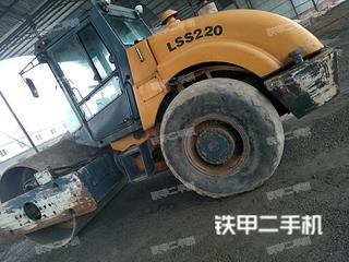 洛建LSS220压路机