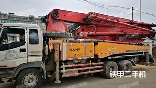 三一重工SY5313THB40D泵车