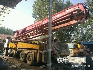 三一重工SY5392THB42泵车