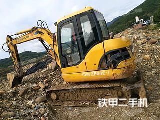 中联重科ZE60E-1挖掘机
