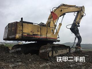 住友SH300A2挖掘机