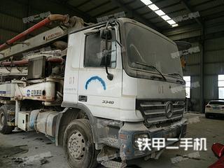 中联重科ZLJ5282THB125-37泵车