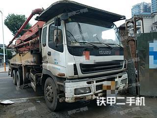 三一重工SY5270THB37泵车