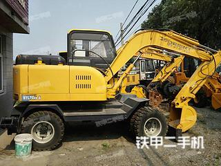 愚公机械WY75-8挖掘机