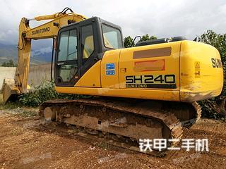 住友SH220挖掘机