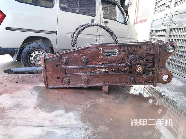 广东广州市黑金刚HJB100破碎锤