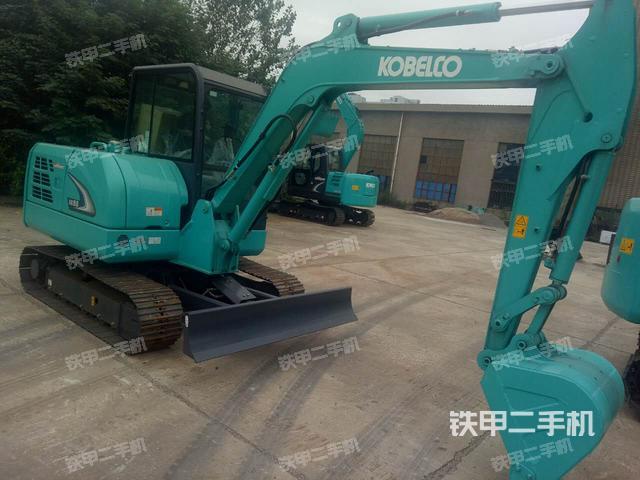 江苏南通市神钢SK60-8挖掘机