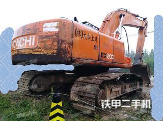日立EX210K-5挖掘机
