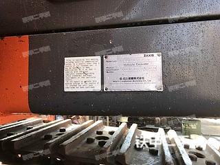 日立ZX670LCH-3挖掘机