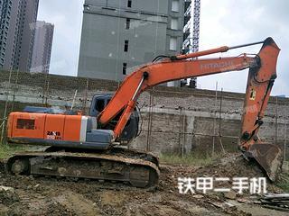 日立ZX210LC-3G挖掘机