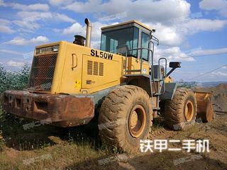 山推SL50W装载机