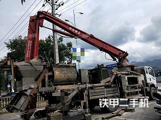 天拓重工HDT5281HTB-37-4泵车