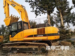 雷沃重工FR370挖掘机