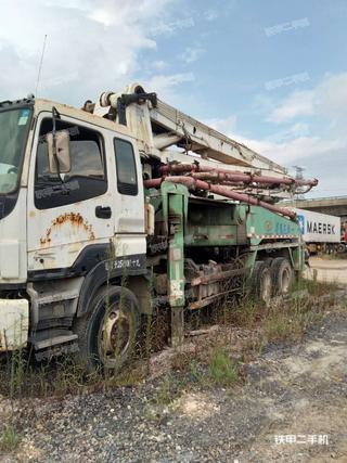 华菱星马AH5253THB37泵车