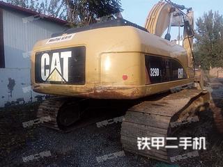 卡特彼勒329DL挖掘机