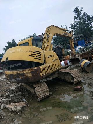 力士德SC80.7挖掘机