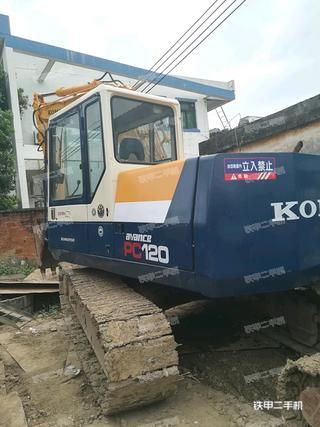 小松PC120-5挖掘机