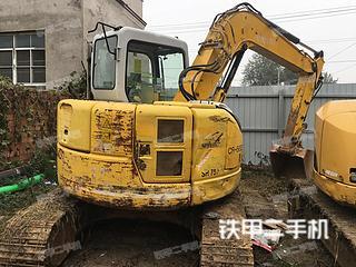 住友SH75X-3挖掘机