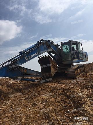 山重建机GC208-8挖掘机