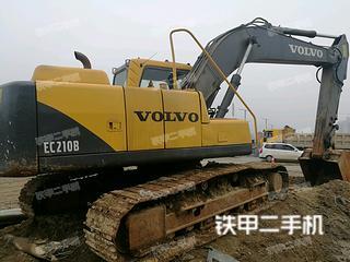 沃尔沃EC210B挖掘机