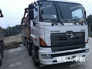 徐工HB48-B-C-D泵车