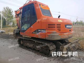 斗山DH80G挖掘机
