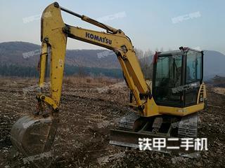 二手小松PC56 7挖掘机转让信息 私人二手小松PC56 7挖掘机交易市场