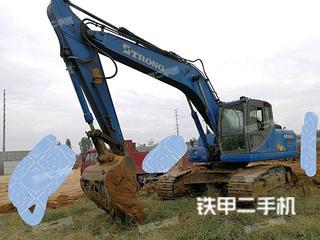 山重建机GC218LC挖掘机