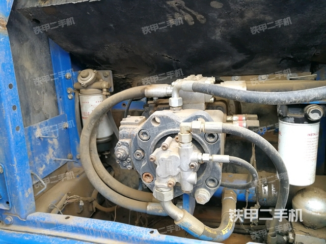 山东济宁市山重建机GC218LC挖掘机