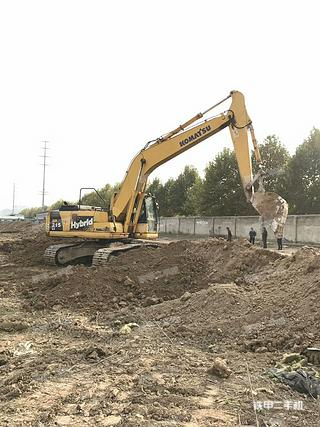 小松HB215LC-1MO挖掘机