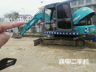 中国北车BC8085挖掘机