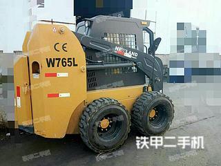 泰安鲁岳JC50D滑移装载机