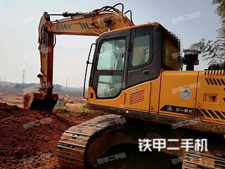 三一重工SY205C-8S挖掘机