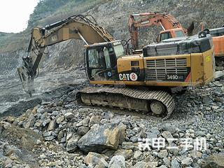 卡特彼勒345CL挖掘机