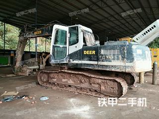 德尔重工320ELZN挖掘机