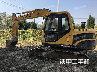 玉柴YC75挖掘机