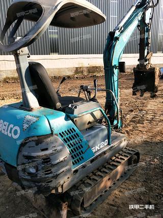 小松PC15MR-1挖掘机