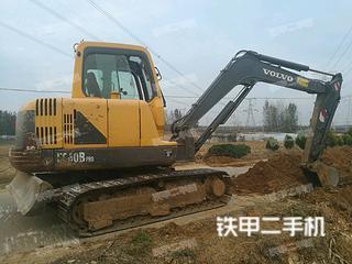 沃尔沃EC55B-Pro挖掘机