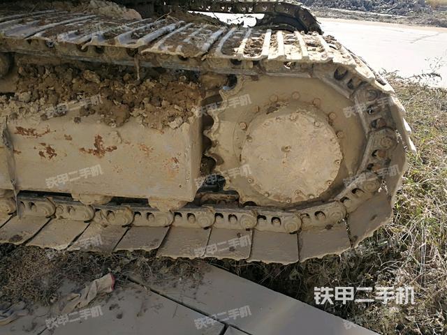 浙江宁波市住友SH120C2挖掘机
