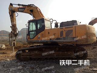 三一重工SY305C-8S挖掘机
