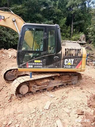卡特彼勒313D2GC挖掘机