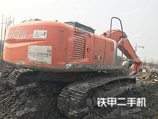 日立ZX250LC-3挖掘机