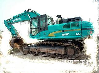 山河智能SWE360LC挖掘机