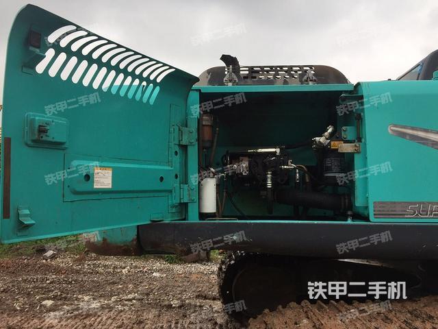 重庆重庆市神钢SK350LC-8挖掘机