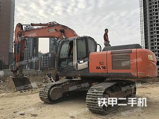 日立ZX270-3挖掘机