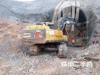 沃尔沃EC210BLC prime(2.9米斗杆)挖掘机